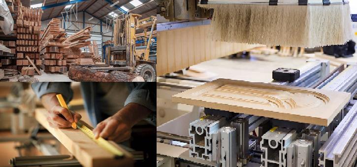 RURALNI RAZVOJ – Najava poziva za tip operacije 8.6.2. Modernizacija tehnologija, strojeva, alata i opreme u predindustrijskoj preradi drva